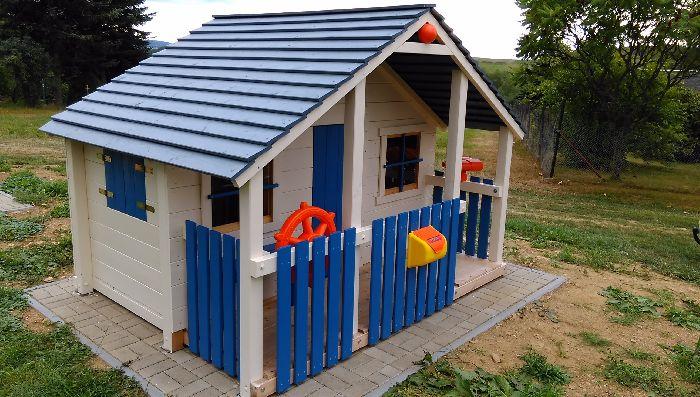 Unser Kinderspielhaus